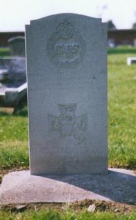 Gravestone of Charles Anderson VC